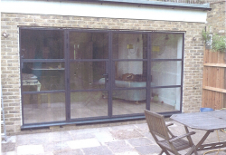 Total Installations can now offer the excellent Smarts Alitherm Heritage Door