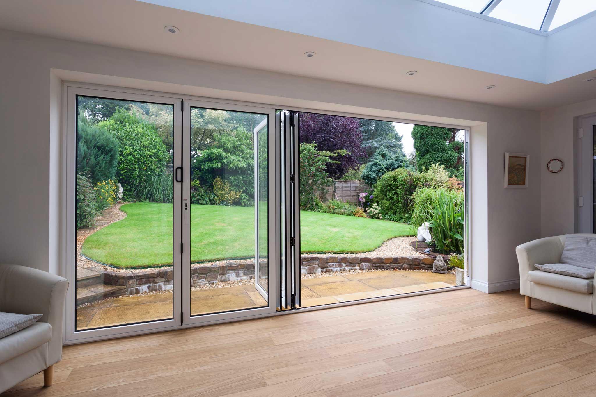aluminium bi-fold doors prices farnborough